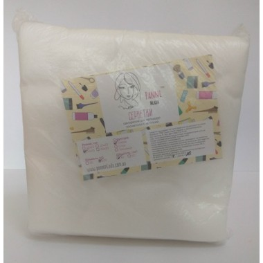 Cалфетки  из спанлейса 15х15 см, уп/100 шт