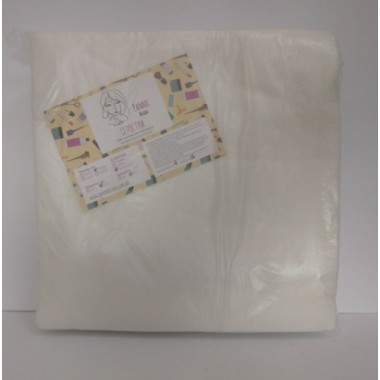 Салфетки из спанлейса 20х20, уп/100 шт
