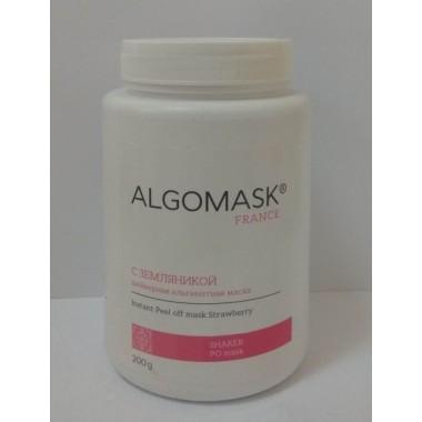 Альгинатная Шейкерная маска с Земляникой