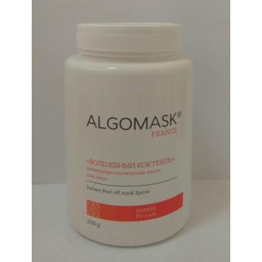 Альгинатная Шейкерная маска