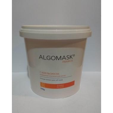 Альгинатная Шейкерная маска с Апельсином