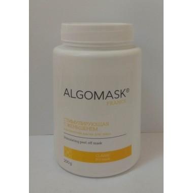 Альгинатная маска Стимулирующая с Женьшенем