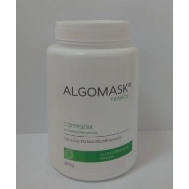 Альгинатная маска с Огурцом