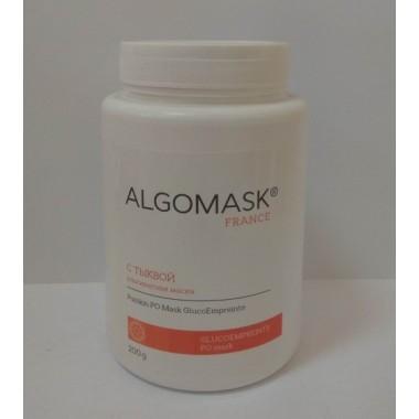 Альгинатная маска с Тыквой