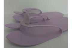 Тапочки одноразовые для педикюра (бабочка), пара