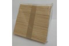 Шпатели деревянные, 50 шт/уп