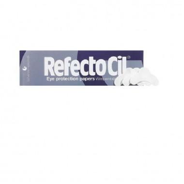Бумажные лепестки для ресниц Refectocil 96 шт/уп.