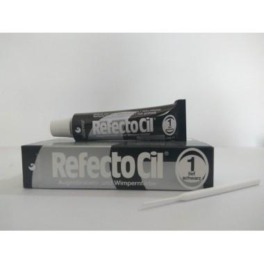 Краска  для бровей и ресниц Reflectocil  №1 Глубокий черный